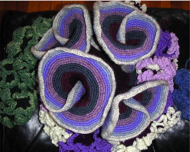 Crochet With Cris Crochet Mathematics Hyperbolic Crochet